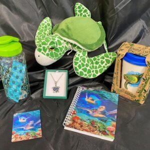 Turtle Lovers Gift Set