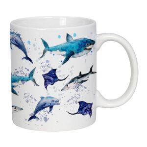 Ceramic Sealife Mug