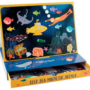Deep Sea Magnetic Play Scenes