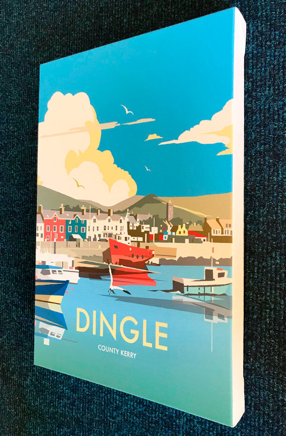 Dingle Art Canvas