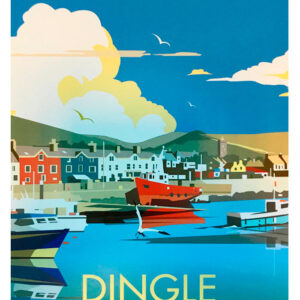 Dingle Art Print
