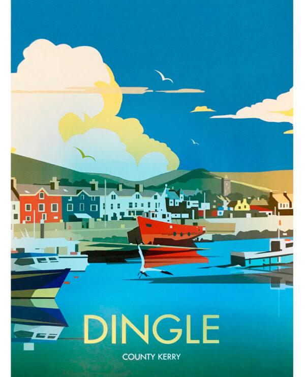 Dingle Art Print