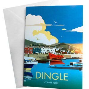 Dingle Greeting Card & Envelope