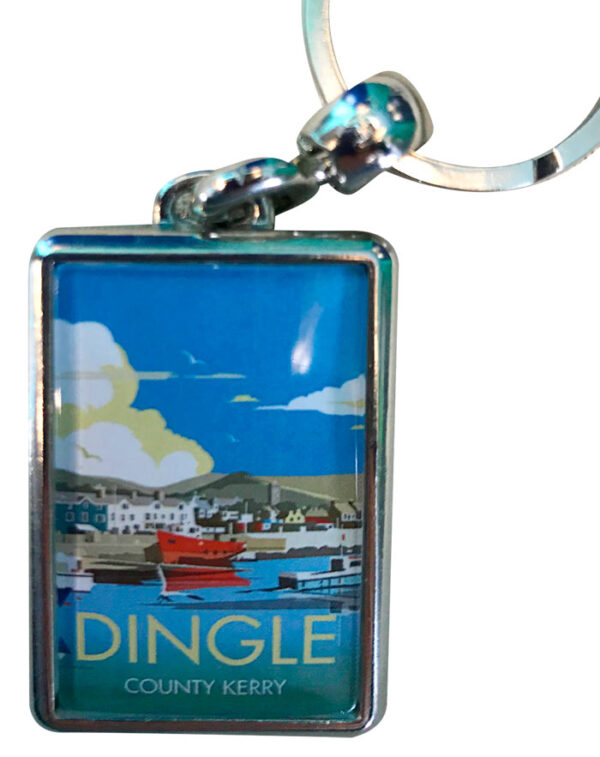 Dingle Keyring