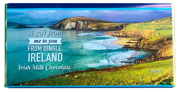 Dingle Milk Chocolate Bar