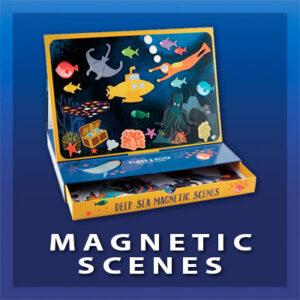 Magnetic Scenes