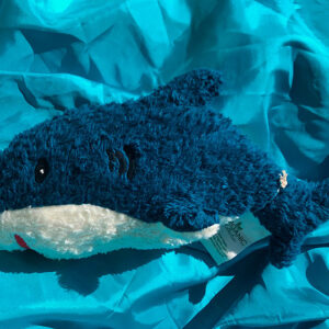 Organic Blue Shark