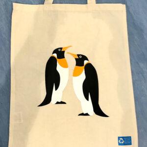 Organic Penguin Totebag