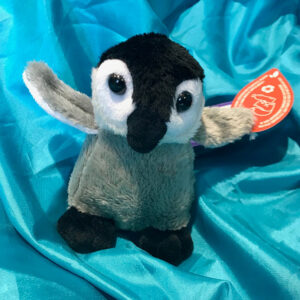 Recycled Penguin soft toy