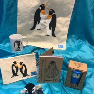Penguin Lovers Eco Gift Set