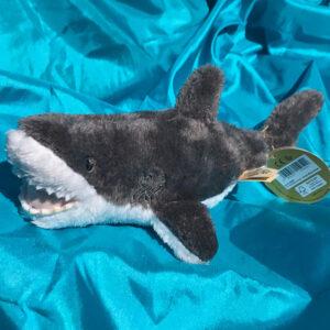 100% Recycled Plush Shark 30cm