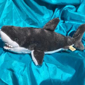 100% Recycled Plush Shark 38cm