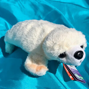 Recycled Seal soft toy