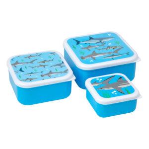 Shark Lunchbox Set