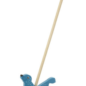 Wooden Push Stick – Seal