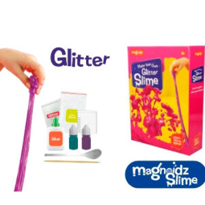 Make Your Own Glitter Slime Kit