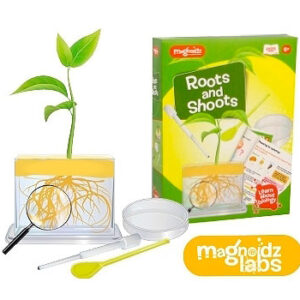Roots and Shoot Science Kit