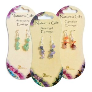 Nature's Gift Drop Earrings