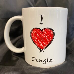 I 'Heart' Dingle Mug