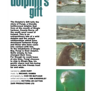 The Dolphin's Gift – DVD