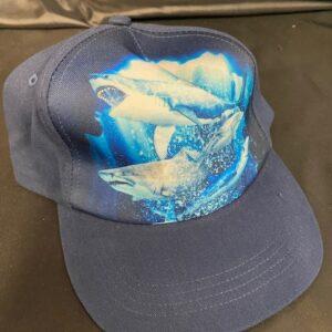 Kids Baseball Cap – Shark