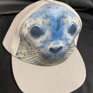 Kids Baseball Cap – Seal