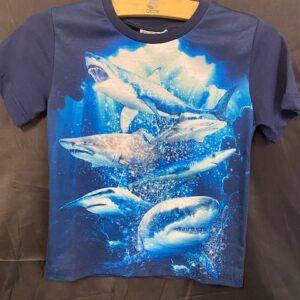 Kids T- Shirt Shark